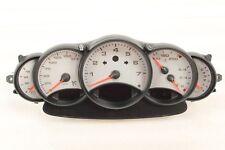 Porsche 996 Carrera 911 Manual Speedometer Instrument Cluster Gauge 6 Speed AWD