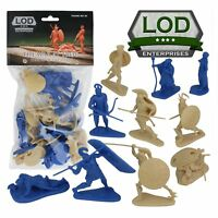 LOD Iliad Figure Set War at Troy Helen Hector Paris Achilles Diomedes FREE SHIP