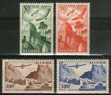 ALGERIE:  PA.n°9/12 */**  (cote 52,70€)
