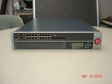 200-0258-10 F5 NETWORKS BIG-IP LTM-6400 16 PORT LOAD BALANCER DUAL CPU 4GB RAM