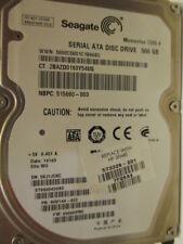 500 gb Seagate st9500420as p/n 9hv144-022 006hpm1 wu disco duro Thin disc x14