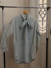 Vintage Light Blue Denim Levi's Shirt Dress