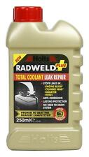 Holts Rw2ga 250ml Radweld Plus Leak Repair Radiator Coolant Engine Sealant Hose