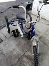 Theraplay TMX Tricycle. This child's trike is functional but in need of some TLC