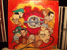 CONNECTED (VINYL 2LP) 1998  RARE!!  CHANNEL LIVE + BLACKALICIOUS + ULTRAMAGNETIC