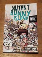 Mutant Bunny Island by Obert Skye, Eduardo Vieira (Paperback, ARC, Illustrated)