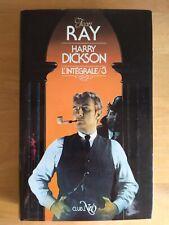 Intégrale Harry Dickson par Jean Ray tome 3 Ed. Club Néo 5000 ex.