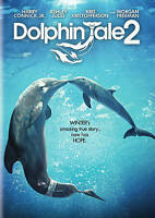 Dolphin Tale 2 [DVD] - disc only