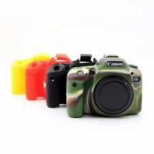 For canon EOS 77D Camera Bag Soft Silicone Case Camera Protective Body Cover