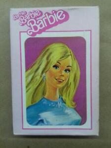 BARBIE Vintage Card game from the 80' Dečje Novine ex Yugoslavia