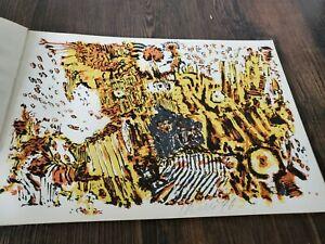 Rosa Loy ( Sibille Rauch ) Neo Rauch und 4 weitere Künstler Mappe handsigniert
