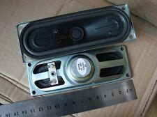 2pcs 8Ohm 8Ω 10W Full-range Audio Speaker Square Loudspeaker Neodymium