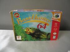 Bass Hunter 64 (Nintendo 64, 1999)