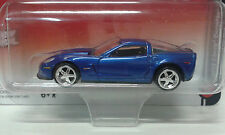 CHEVROLET CORVETTE ZO6 2012 BLUE AUTO WORLD AW 1/64 APX