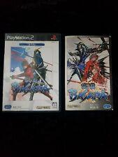 ⭐Sengoku Basara Sony PlayStation 2 Ps2 Complet Ntsc-Japan Jap🎌⭐