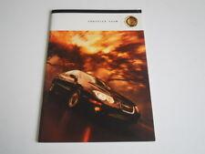 CHRYSLER 300 M brochure catalogue documentation - édition 6/1998 en Français