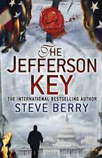 STEVE BERRY __ THE JEFFERSON KEY ___ BRAND NEW __ FREEPOST UK