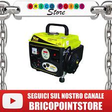GENERATORE G 900 VIGOR 2T 650W 63 CC EURO2 AVVOLGIMENTO IN ALLUMINIO