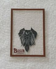 Cryptozoic Lord of the Rings The Desolation of Smaug Dwarfie Beard Trading Card