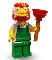 Groundskeeper Willie Lego The Simpsons Series 2 Minfigures 71009