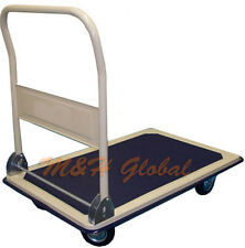 New 660 LB Foldable Platform Plat Form Utility Hand Cart Pull Truck
