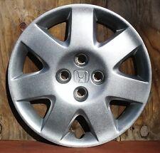 Honda Civic hubcap 2001-2002 fits 15 inch wheels  55051 Repainted