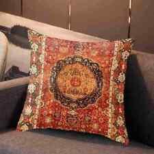 Classical Pillow Case Waist Throw Cushion Cover Sofa Soft 45*45cm Bed Decor P4C2