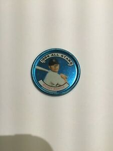 1964 Mickey Mantle Topps All Star Coin Right Handed #131