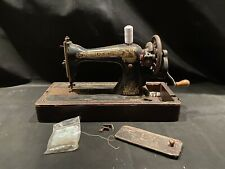 Lovely Vintage Singer Manual Sewing Machine Proper Working Condition