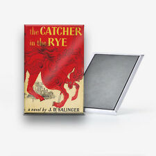 JD Salinger Catcher in the Rye Book Cover Refrigerator Magnet 2x3