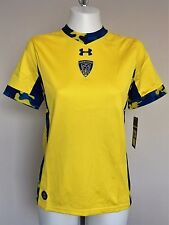 CLERMONT AUVERGNE S/S HOME JERSEY BY UNDER ARMOUR SIZE XL BOYS  BRAND NEW