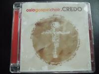 OSLO  GOSPEL  CHOIR  -   CREDO  ,      CD   2009,  , JAZZ   FUNK