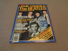 John Lennon and The Beatles A Special Tribute - Harris Publications 1980