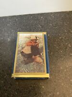 Vintage Duratone Cowboy Playing Cards Plastic Coated