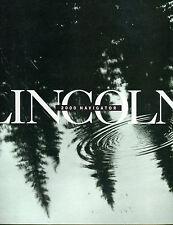 2000 Lincoln Navigator Brochure EX 071516jhe