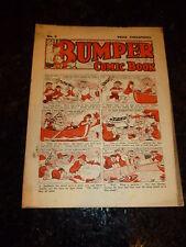 The BUMPER COMIC BOOK Comic - No 8 - UK Paper Comic
