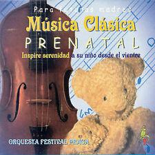 Musica Clasica Prenatal by Orquesta Festival De Praga (CD, 2004)
