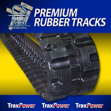 "Bobcat T180 T190 T550 T590 T595; CAT Caterpillar 239 12"" Rubber Track"