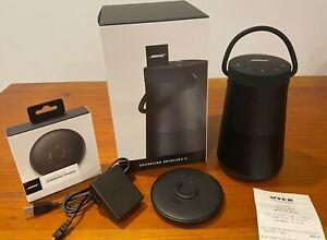 Bose Soundlink Revolve+ II Portable Bluetooth Speaker (New Updated Version)