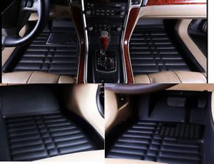 For Hyundai Santa Fe 2013-2018 Car Floor Mats FloorLiner Carpets Waterproof mats