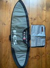 """New! Fcs Explorer Pe 6' 3"""" Surfboard Bag"""