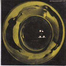 Kai Winding & JJ Johnson JAZZ EP&PS (Bethlehem 115) K+JJ 4 songs  VG++/M-