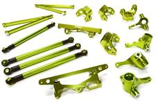 Integy Billet Machined Suspension Kit HPI 1/10 Scale Crawler King Green