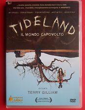 dvd movie tideland il mondo capovolto terry gilliam jeff bridges jodelle ferland