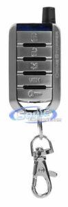 Crimestopper SPTX-42 5-Button Remote Transmitter for SP-402 Remote Start Alarm