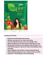 GODREJ Nupur Henna Mehndi Mehandi Herbal Hair  Colour Hair Dye Powder