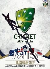✺Signed✺ 2017 2018 AUSTRALIAN Cricket Card DARREN LEHMANN Big Bash League Ashes