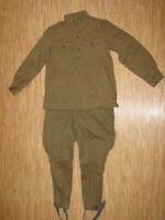 RARE VINTAGE Field Sand Camo Uniform Suit Russian Red Soviet Army USSR Original