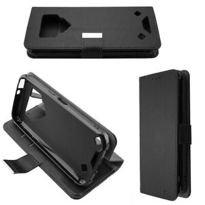 Smartphone Protective Bookstyle-Case suitable for your Blackview BV9800 / BV9800