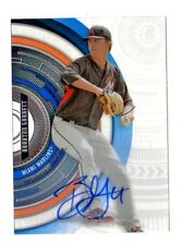 BRAXTON GARRETT MLB 2017 BOWMAN HIGH TEK AUTOGRAPHS (MIAMI MARLINS)